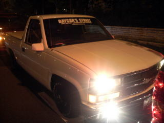 1993 Chevy C-1500 Regular Cab Short Bed