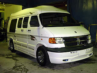 2000 Dodge Ran Van Starcraft
